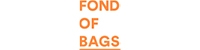 FOND OF BAGS Logo