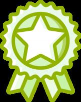 vorteil-badge
